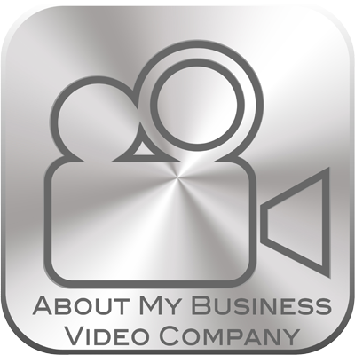 About My Business Video Logo